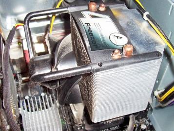 Jak může prach zničit váš počítač